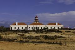 Der Leuchtturm am Cabo Sardao