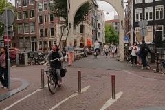 Grachten, Brücken und Fahrräder