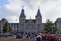 Rijksmuseum von der anderen Seite