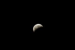 Mondfinsternis Januar 2019