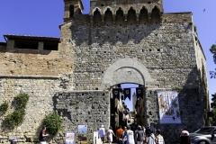 Das Tor zur Stadt